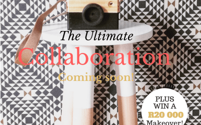The Ultimate Collaboration Coming Soon! + How You Could WIN a Makeover Worth R20 000!