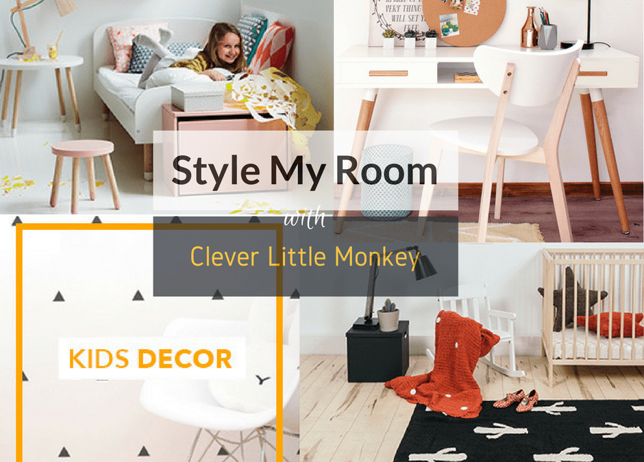 Style My Room With Clever Little Monkey