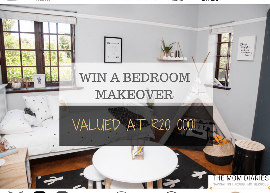 WIN a Bedroom Makeover For Your Child Valued at R20 000!