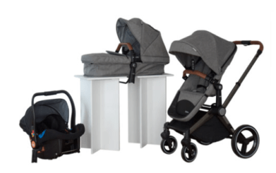 Why I LOVE My Balu Baby 4 in 1 Travel System!