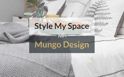 Style My Space With Mungo Design + WIN Their Bakuba Bed Throw!