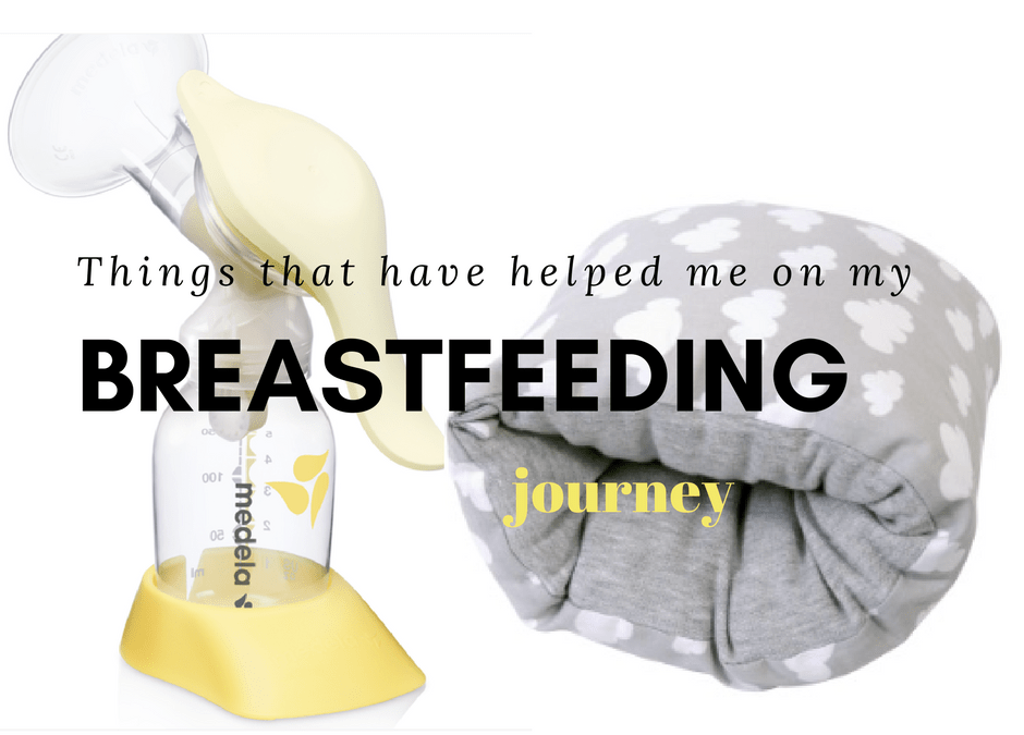 Things That Have Helped Me On My Breastfeeding Journey PLUS *WIN!!!