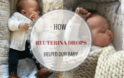 How Reuterina Drops Helped Our Baby's Colic