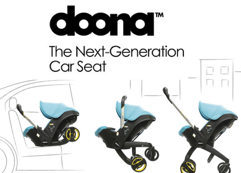 Why The Doona Is My Most Impressive Baby Product Yet + *WIN*!!!