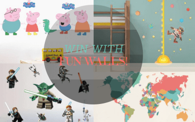 Fun Walls Add a Unique Touch To Your Living Spaces + WIN R1000 Voucher!
