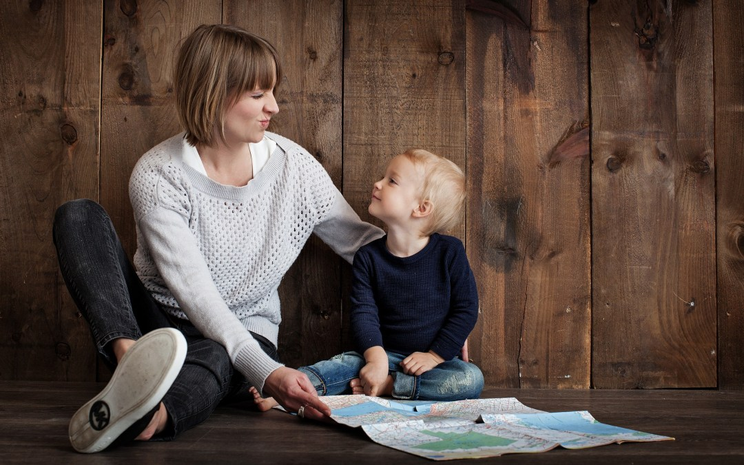 Get organised, Simplify Your Life And Put The Joy Back In Parenting