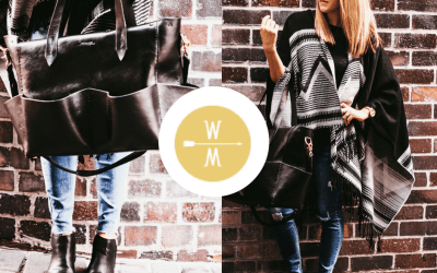 *WIN* a MADRE Baby And Travel Bag From Wolf & Maiden Worth R8280!!