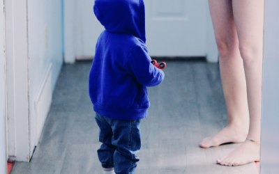 Early Morning School-Runs, Meltdowns And Lessons In Parenting