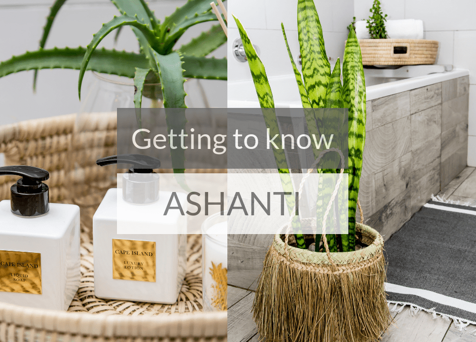 Getting To Know Ashanti + How You Can WIN a Woven Basket And Tray!