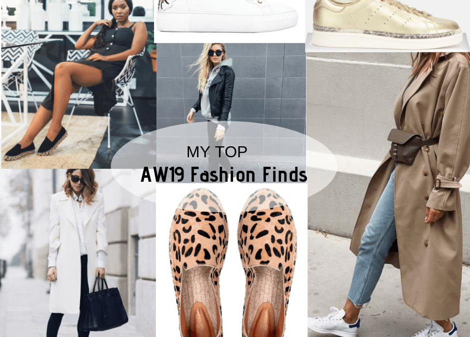 My Top AW19 Fashion Looks And Where To Find Them