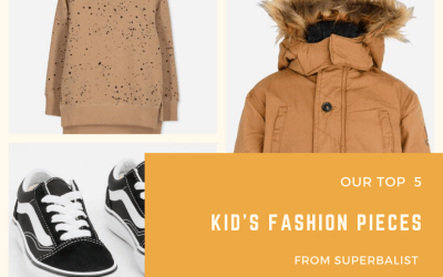 Our Top 5 Kid's Clothing Finds From Superbalist