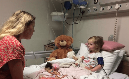 Living With A Child With Type 1 Diabetes, A Mom's Inspiring Story.