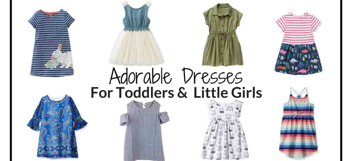 Adorable Toddler Dresses for Stylish Little Girls