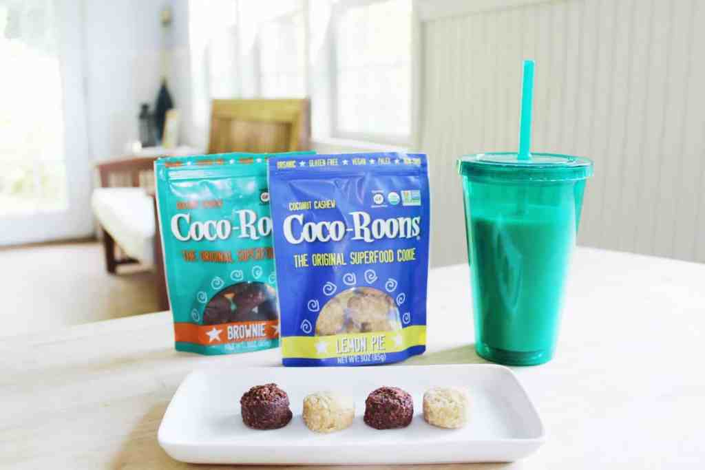 Sample morning routine and tips for managing the chaos of busy mornings with Sejoyvia Coco-Roons (available at Walmart) #CocoRoonsAtWalmart #Pmedia #ad