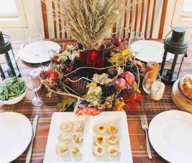 One Of The Things I Looked Forward To The Most As A Brand New Mom To A November Baby Was The Thought Of Hosting Family For Thanksgiving To Show Off Both My