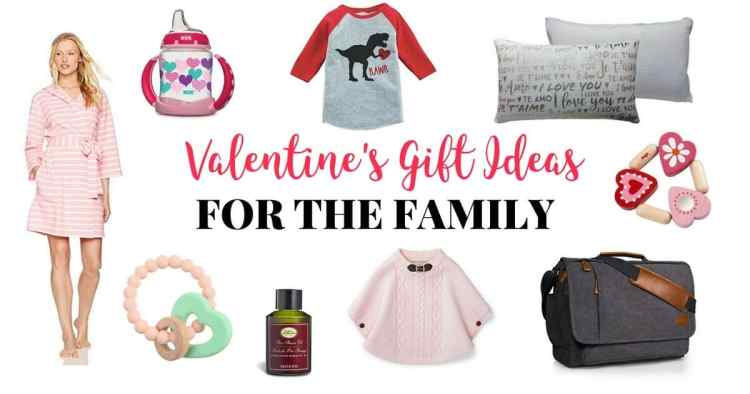 Great ideas for valentine's day for everyone from baby to mom and dad!