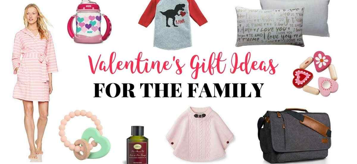 Valentine's Day Gift Ideas for the Entire Family