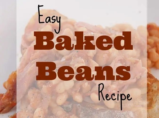 Easy Southern Baked Beans Recipe