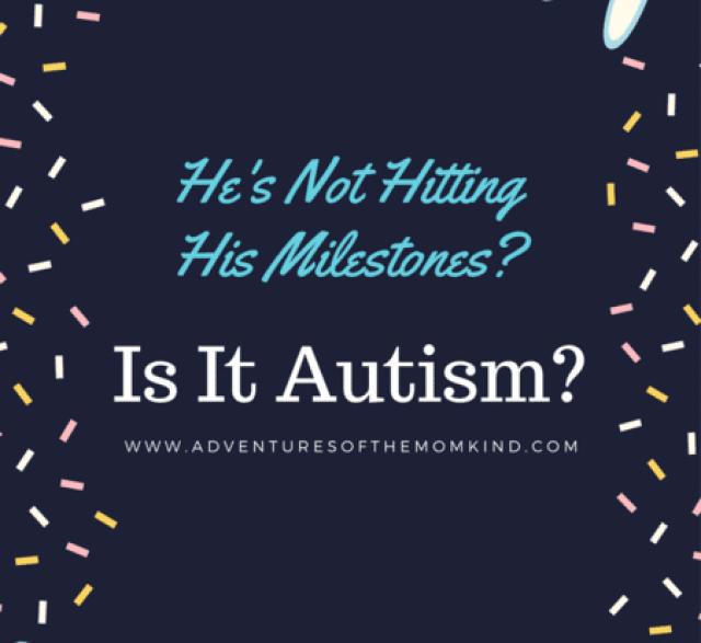 is it autism