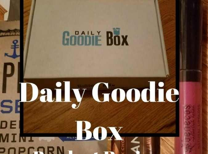 Daily Goodie Box Review – Unboxing Awesome!