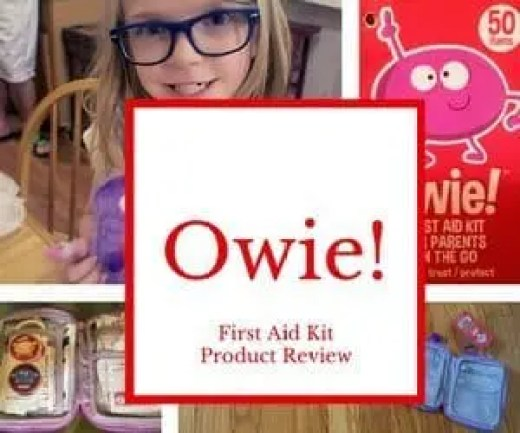 Owie! First Aid Kit