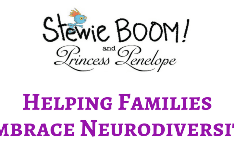 Autism and Stewie BOOM! Helping Families Embrace Neurodiversity