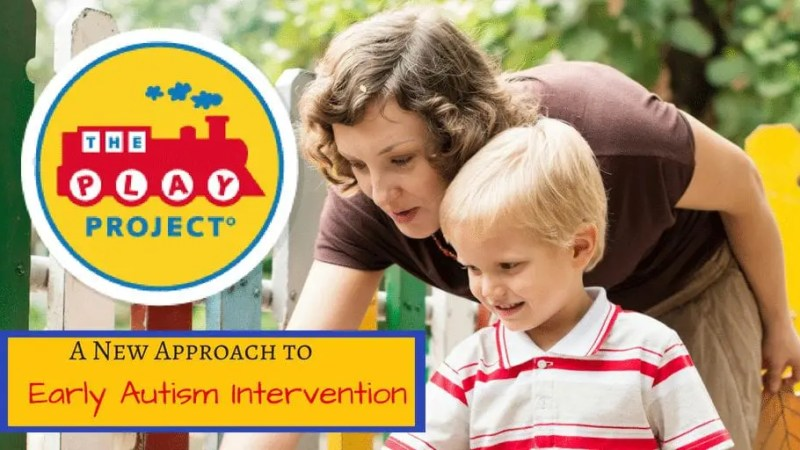 The Play Project Autism – A New Approach to Early Intervention Therapy. A resource that is a must have for parents of autistic children
