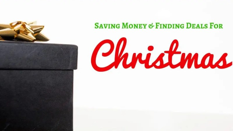 Learn How to Save Money and Find Deals for Christmas this year!