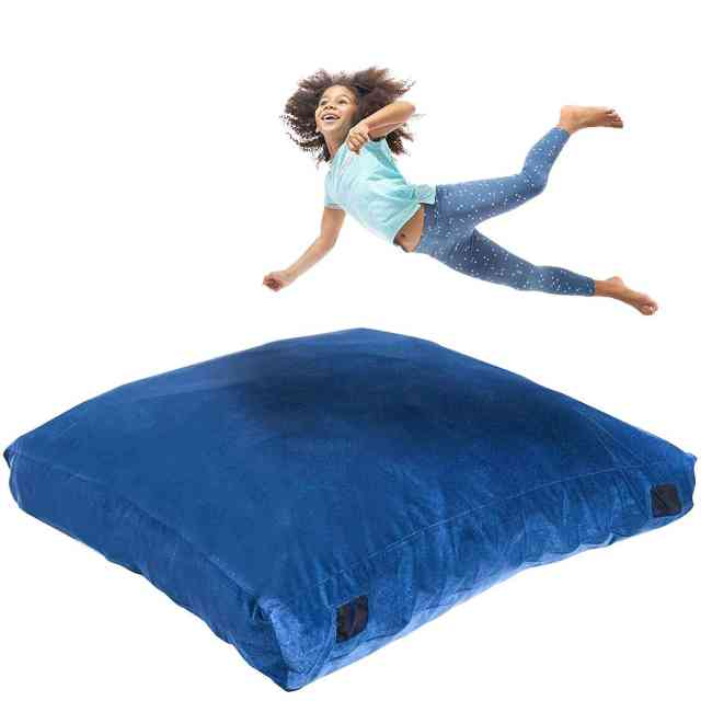 crash pad for kids with autism spectrum disorder