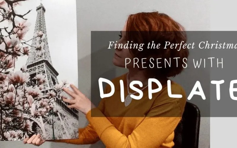 Displate- Art on Metal Canvas is the perfect Christmas Gift Idea!