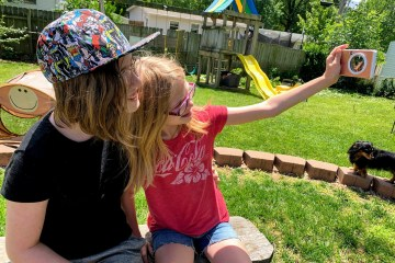 Capture Summer with Canon IVY Cliq+ Instant Print Camera