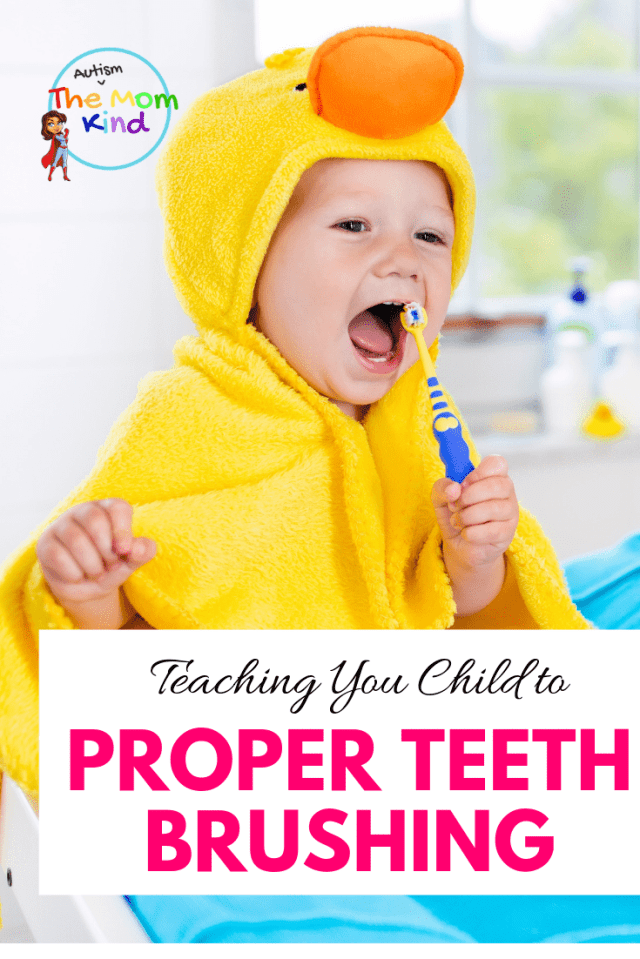 "How to get your children to brush their teeth. The importance of ""deliberate practice"" and ""learning by feel."""