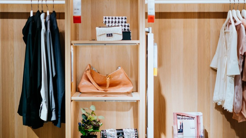 Closet Organization makes picking out the perfect out easier. Instantly Improve Your Closet with These Organizational Tips!