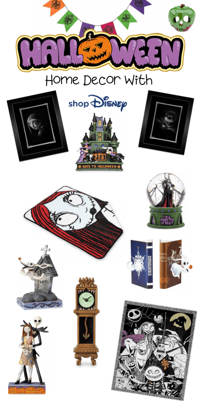 Here are the best in Disney Halloween Inspired Home decor. This fantastic post rounds up the spooky and adorableness of ShopDisney's Halloween Collection for 2019.  #ad @ShopDisney #halloween2019 #disney #disneylove #disneymagic #waltdisney #disneyprincess #mickeymouse #disneyphoto #disneylife #disneyfan #mickey #disneyaddict #disnerd #starwars #halloween