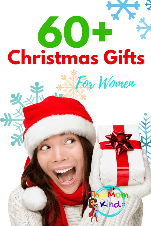 Finding the perfect gift for the lady in your life doesn't have to be hard.  Check out these 60 Incredible Stocking Fillers for Women! #giftguide #ggiftsforwomen #christmasshopping #holidayshopping