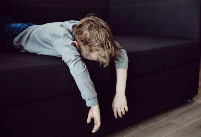 When a child always seems to need a nap, something isn't working with their sleep. Check out 5 signs your child may have a sleep disorder. #sleepdisorder #sleepapnea #narcolepsy #parentingadvice #sleephealth