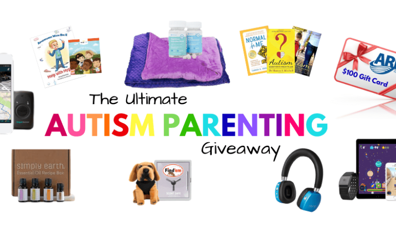 The Ultimate Autism Parenting Giveaway