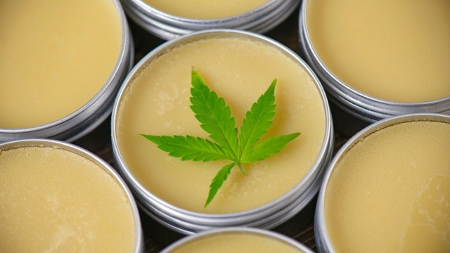 CBD benefits skin in so many ways!  Check out these five ways that Cannabidiol can help your skin from the inside out! #cbd #cbdskincare
