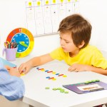 So what is ABA therapy? It's a way for people to change their behavior through positive reinforcement and consequences