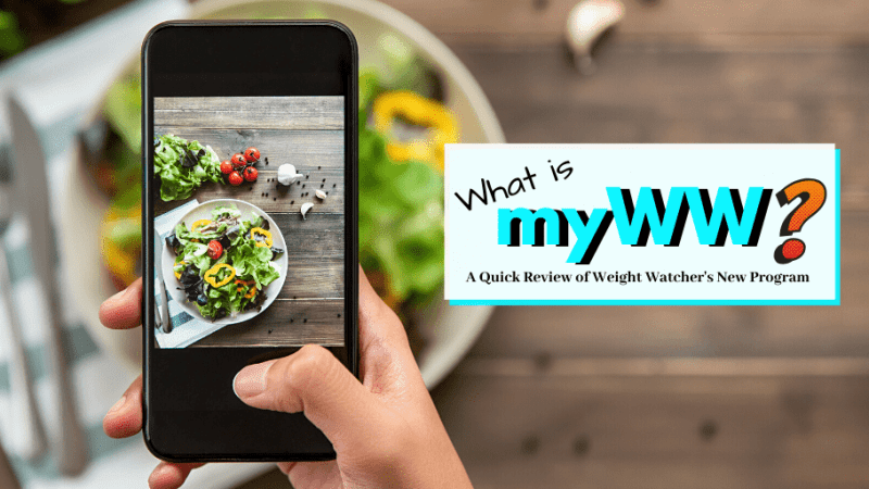 What is myWW? A program that combines your personal needs with WW science knowledge to help you lose weight & come up with a long-lasting healthy way that best suits you. #weightloss #healthyliving #myww