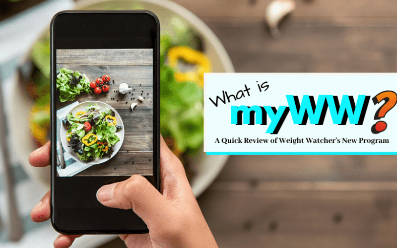 What is myWW? A Review of Weight Watcher's New Program