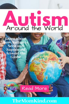 Ever wondered what Autism Around the World is  like? Let's jump in to see what resources are available for autistic individuals #autism #asd #autismaroundtheworld #unmaskingautism