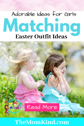 Are you looking for Matching Easter Outfit Ideas for Sisters? These ideas will have you assembling the perfect ensembles for your daughters! #parenting #daughters #fashion #EasterSunday #SundayBest