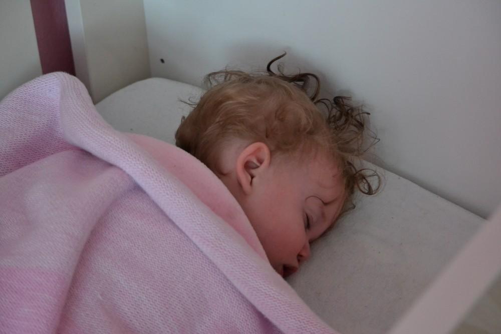 slapen zonder huilen
