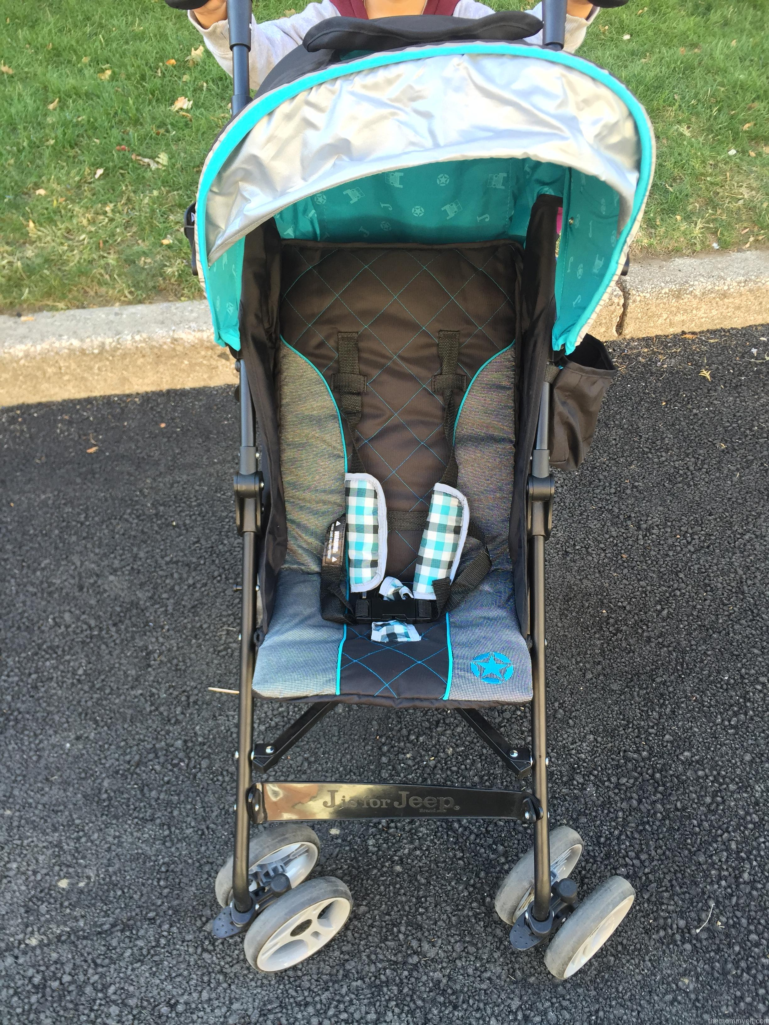 Jeep Brand Scout Stroller The Mommy Elf