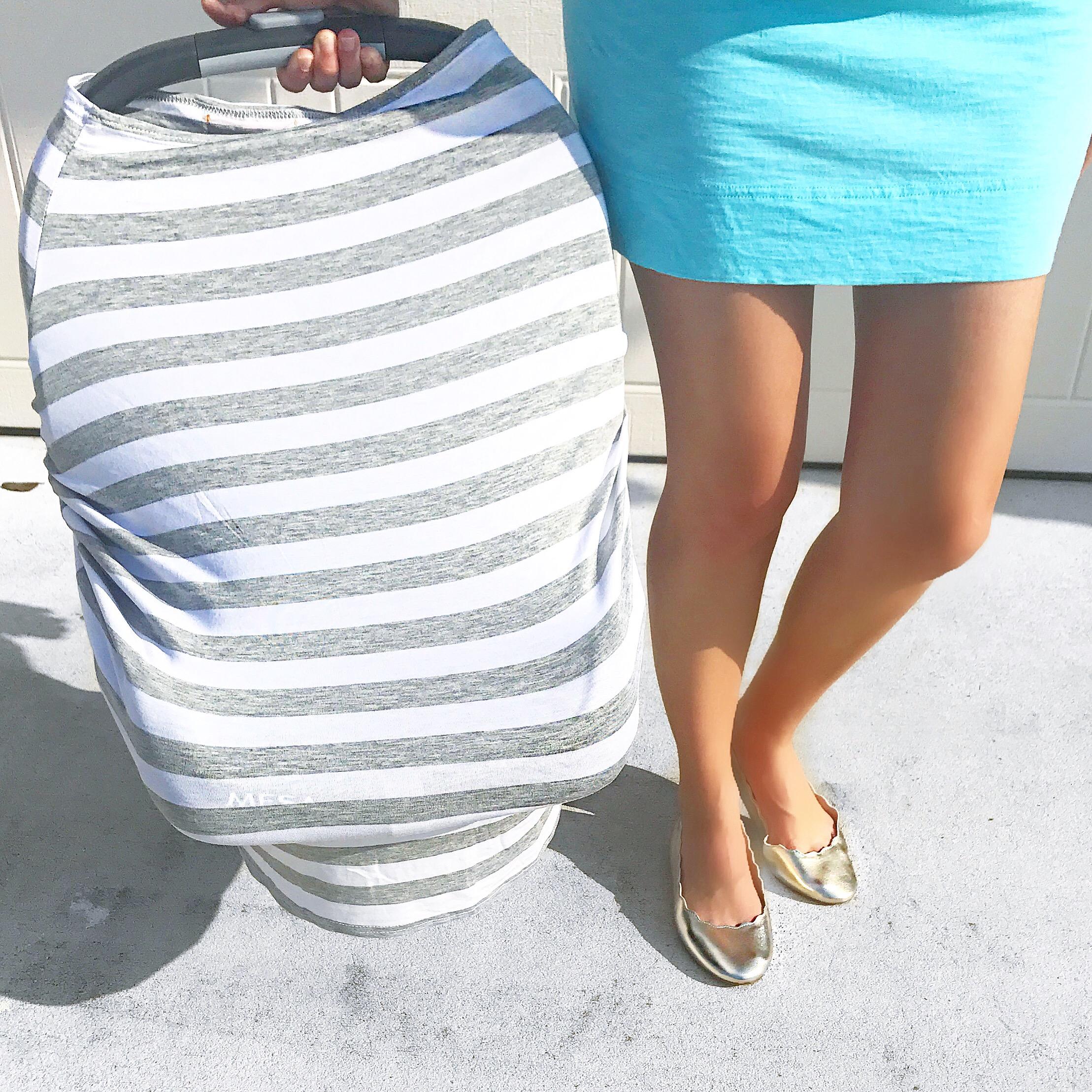 Cradle Plus Baby Car Seat Cover