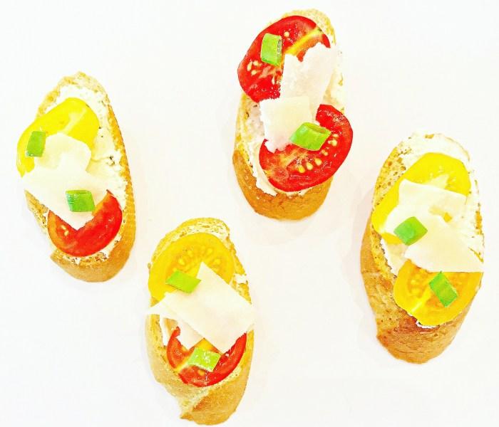 Tomato Toasties