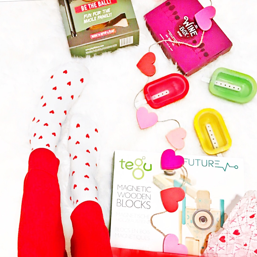 Valentine Fun for your Little One!