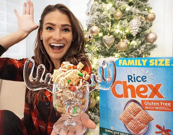 Holiday Snack- Clark Griswold™ Nuthouse Chex™ Mix