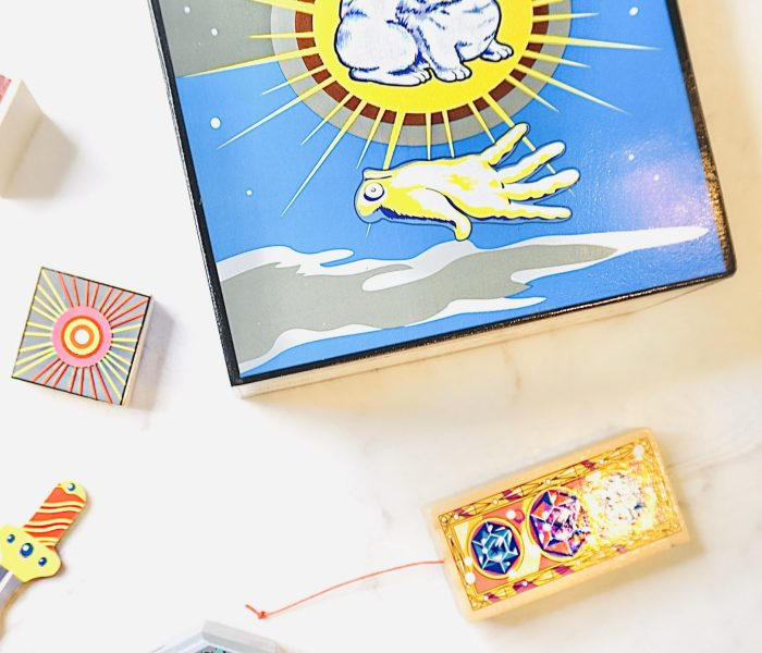 Imaginative Play- Magic Show Fun